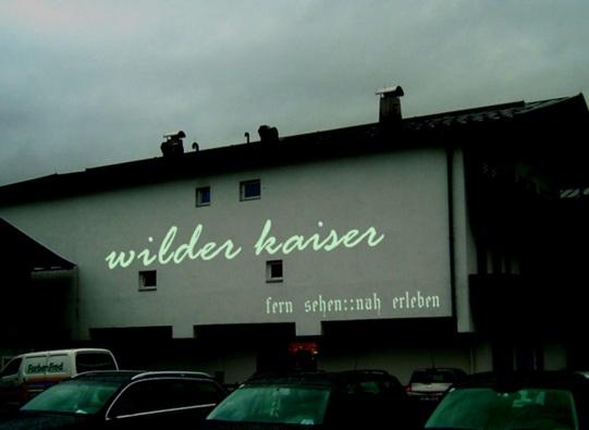 mostra wilder kaiser
